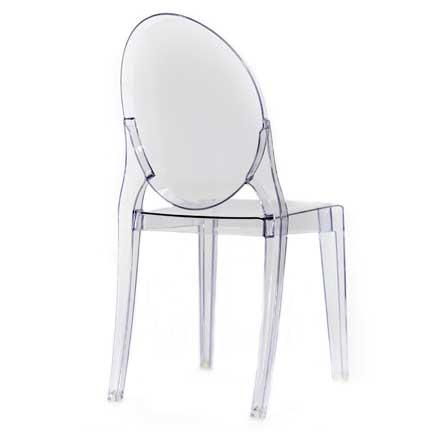 Great Chairs, Acrylic Dining Chair