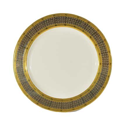 Charger Plate, Agean