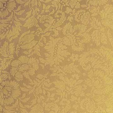 Tablecloth, Antique Gold Damask