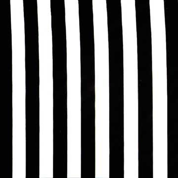 Charmant Tablecloth, Black And White Stripe