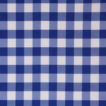 Tablecloth, Blue & White Gingham