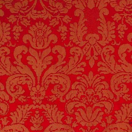 Tablecloth, Damask - Scarlett