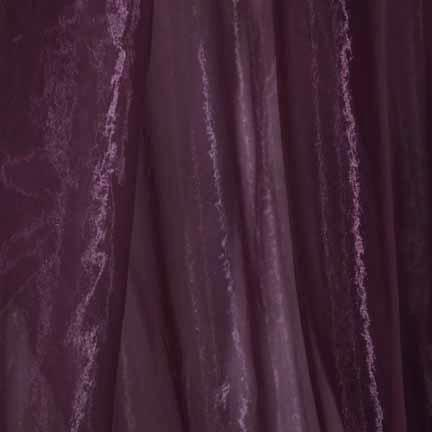 Tablecloth, Eggplant Sheer