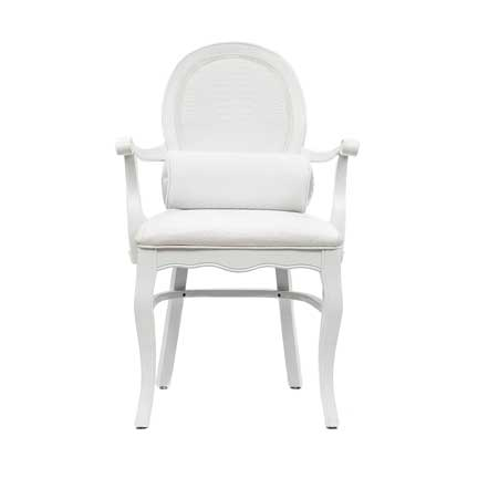 White Allie Chair Furniture rental for your party, wedding, or ...