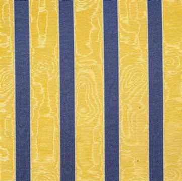Tablecloth, Harvard Stripe