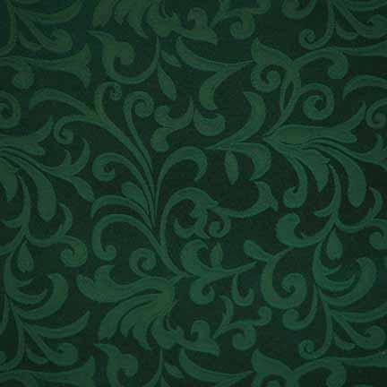 Marvelous Tablecloth, Emerald Essence Damask