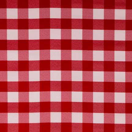Tablecloth, Red and White Gingham