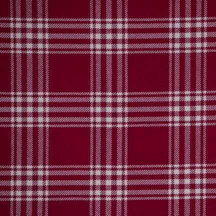 Tablecloth, Red and Cream Plaid