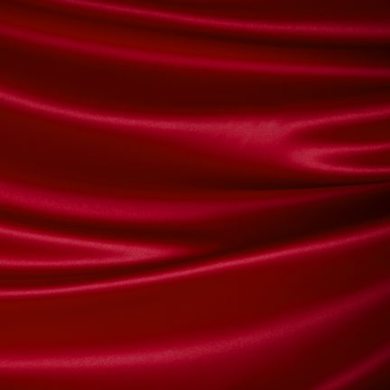 Tablecloth, Tiffany Red