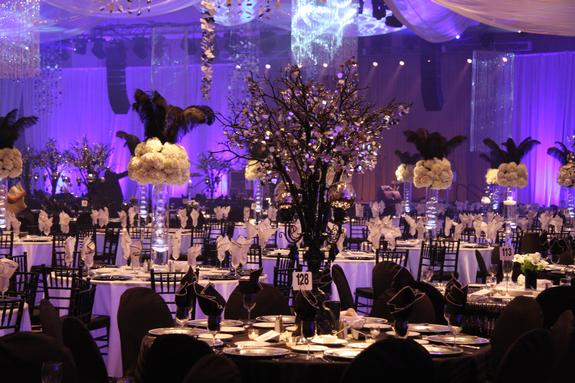 Rivercentre Gala St Paul MN Wedding Party Rental 1